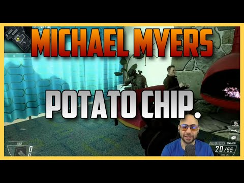 Michael Myers - Potato Chip Edition (Call of Duty Black Ops 2)