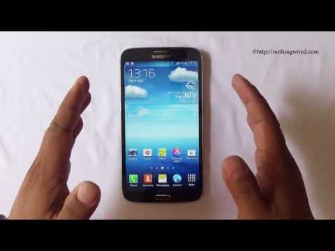 Samsung Galaxy Mega 6.3 Ultimate Review: Unboxing, Hands-on, Software, Performance and Verdict