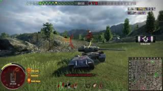 World of Tanks Xbox One: E25 Multi Kill