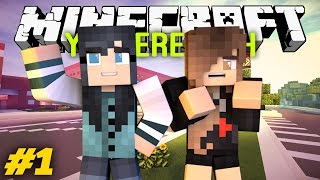 Yandere High School - FIRST DAY OF SCHOOL! [S1: Ep.1 Minecraft Roleplay]