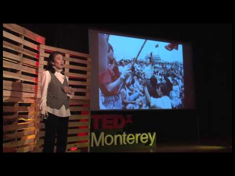 Revenge Against Time and Forgetting: Belle Yang at TEDxMonterey