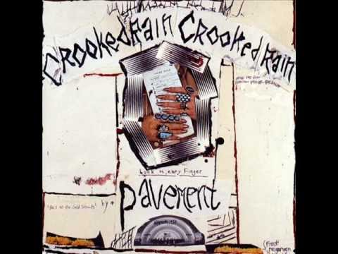 Stoned Album Reviews- Crooked Rain Crooked Rain, Pavement