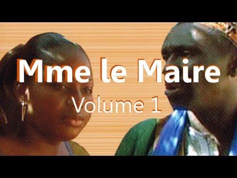 Mme Le Maire - Vol.1 (Théâtre malien) - Film Complet