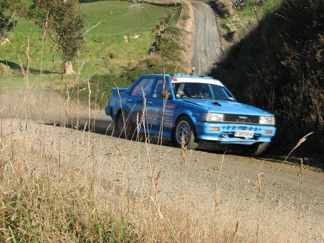 2014 International Classic Rally of Otago