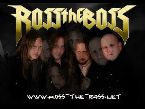 ROSS THE BOSS - Kingdom Arise