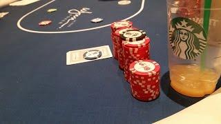 The New Wynn Poker Room