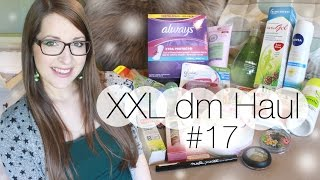 XXL dm Haul #17 | September 2016