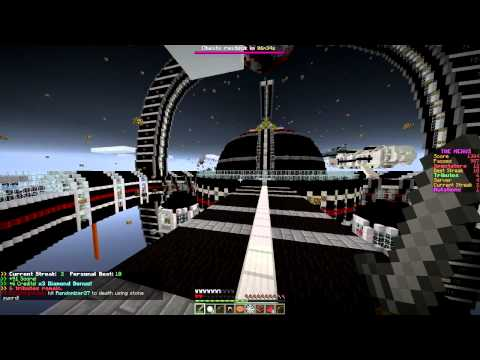 Minecraft: Hunger Games w Mitch Game 515 Delicious Victory