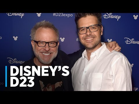 WRECK-IT RALPH 2: Rich Moore, Phil Johnston At Disney's D23 2017