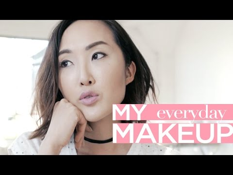 My 5 Minute Everyday Natural Makeup