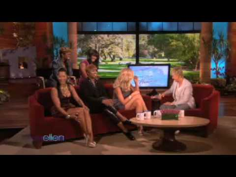The Real Housewives of Atlanta on Ellen-- Uncut !