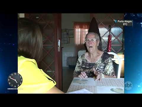 Golpistas enganam idosos para roubar cartões e senhas de bancos   SBT Notícias (16/08/17)