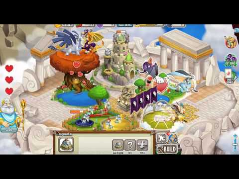 Dragon Breeding on Dragon City Dragon City How to Breed