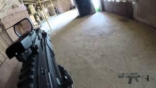 GoPro - Airsoft - Guerra Urbana