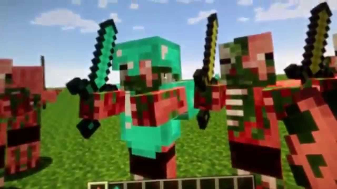 How to Get Mobs to Wear Armor