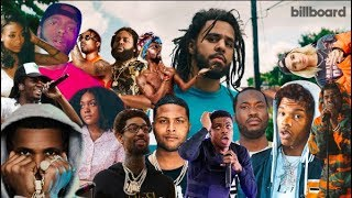 Who is Monte Booker and Earthgang on Dreamville's Revenge of Dreamers 3 ? (ROD3)