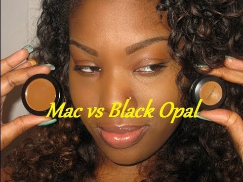 Mac Vs. Black Opal Concealer...DUPE WORTHY???