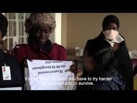Cured of Extensively Drug Resistant TB in South Africa