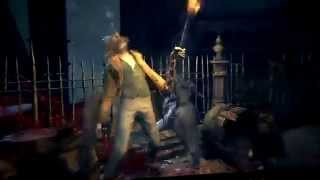 Bloodborne - first gameplay