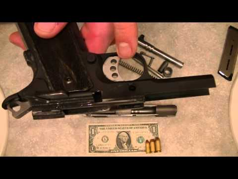 1911 Series 80 Colt Field Strip (Full)