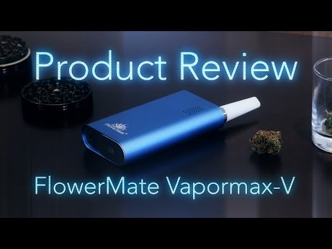 Marijuana Product Review: FlowerMate Vapormax-V Portable Marijuana Vaporizer