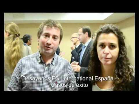 Ciclo de Desayunos- ESI International España y REPSOL