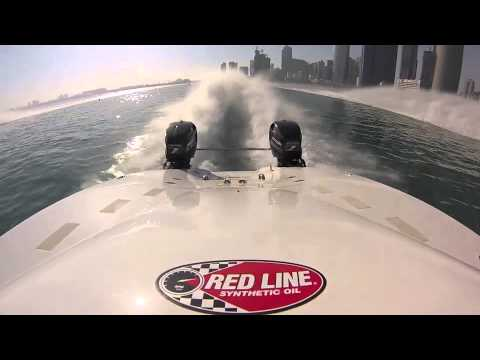 The Hulk Offshore Racing 2015 Qatar Cup