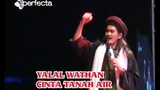 YALAL WATHON  - CINTA TANAH AIR - MARS BANSER GUS ALI