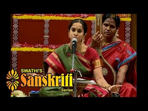 Krishna Leela By Smt. Visaka Hari video