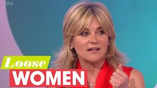Anthea Turner Opens Up About Her Divorce | Loose Women