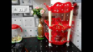 Kitchen Decoration Ideas || My Small Kitchen Affordable Decoration