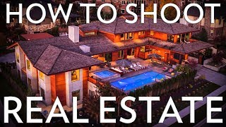 How to Shoot Real Estate Videos | Job Shadow