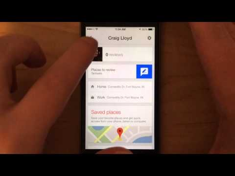 How to Use Google Maps Offline on iPhone
