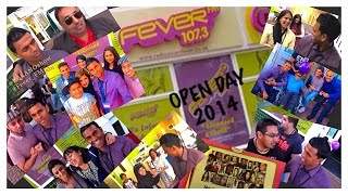 SELFIE STICK - FEVER FM OPEN DAY 2014 ( IMRANO SHOW )