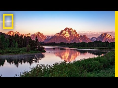 Watch a Breathtaking Time-Lapse of Grand Teton National Park | Short Film Showcase