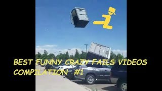Best funny crazy fails videos compilation 2018 on internet #1