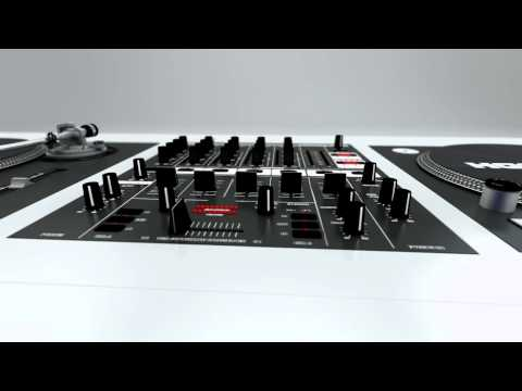HOERBOARD SCOMBER MIX - DJ FURNITURE, DJ STANDS AND DJ TABLES