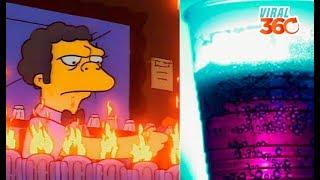 🙄Copian la receta de 'Llamarada Moe' y se intoxican🙄 #viral
