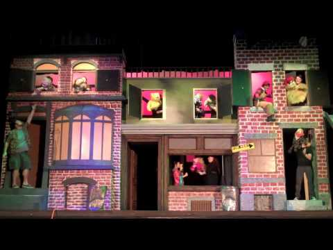 The Cast Of Avenue Q Performs call Me Maybe video