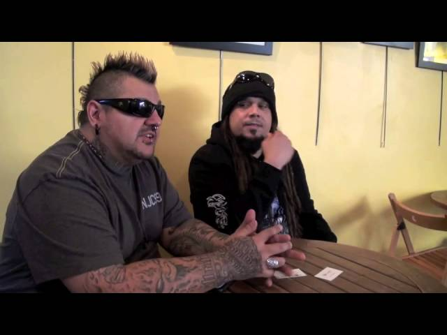 INTERVIEW WITH ILL NINO BY ROCKNLIVE PRODUCTION