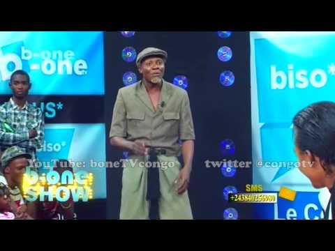 b-one show, Dauphin Mbulamatadi et Papa Henri