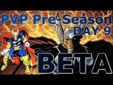 Marvel Avengers Alliance: Daily Dose of Beta - Day 9