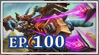 Hearthstone Funny Plays Episode 100