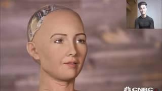 Las 5 FRASES MÁS ESCALOFRIANTES dichas por robots | Ridu Ratbi El Chico Fitness