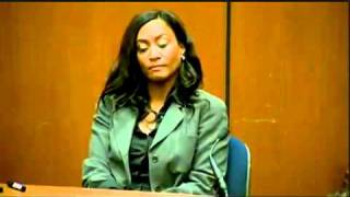 Conrad Murray Trial - Day 3, September 29, 2011 - Kai Chase (3 of 5)