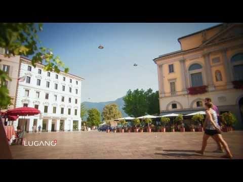 Lugano Ticino - City