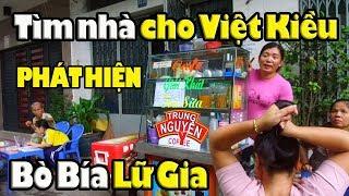 Đến Cư Xá Lữ Gia tìm nhà cho Việt Kiều phát hiện xe Bò Bía Lý Hương TV tìm không ra