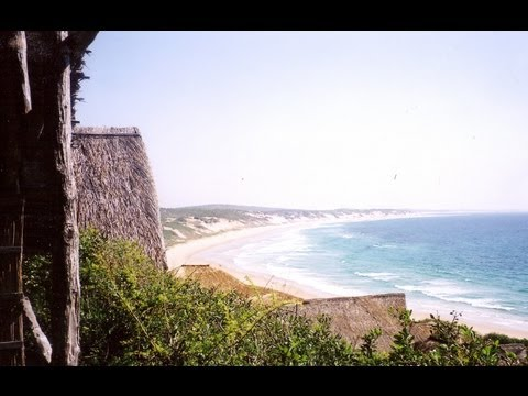 Jangamo Bay, Mozambique. Travel guide.