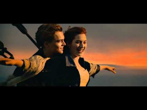 estoy volando clip titanic youtube