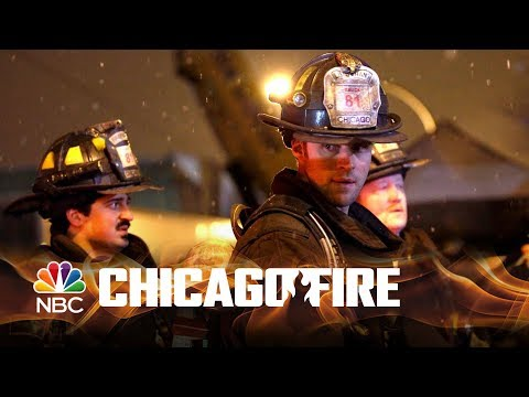 Peter Mills to the Rescue - Chicago Fire Highlight